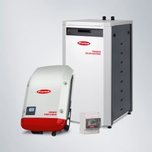 Fronius inverter battery pack